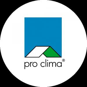 Pro Clima logo Warmteplan