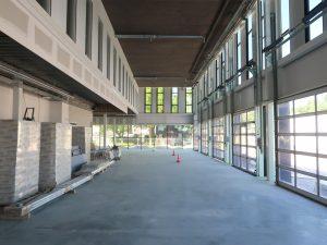Ede technova college Sprayplan Lichtgrijs Warmteplan