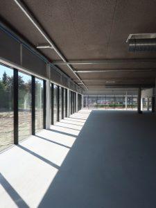 Ede Sprayplan lichtgrijs akoestisch plafond